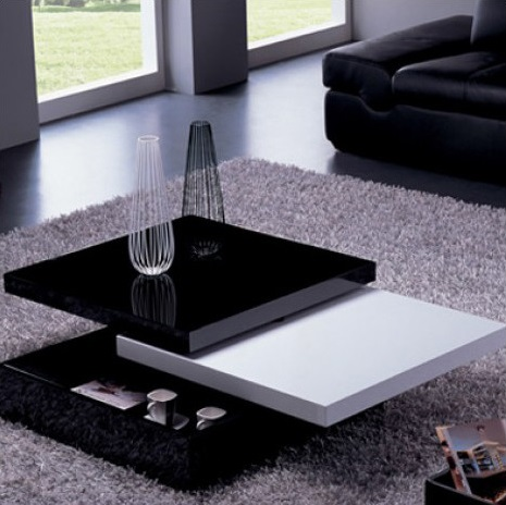 Mellow Motion Coffee Table CT1082S from Whiteline Imports