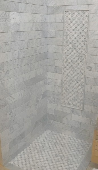 Natural Stone Mosaic SSH-253 from Soci