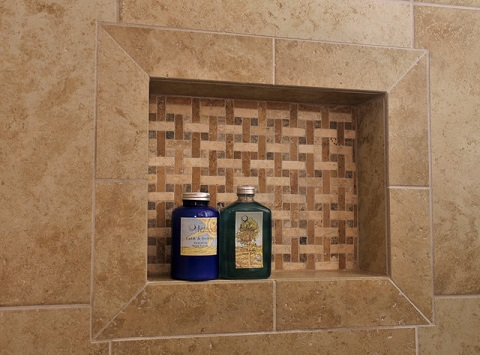 Natural Stone Mosaic SSP-006 from Soci