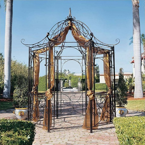 Amelie Gazebo FZ397 from Toscano
