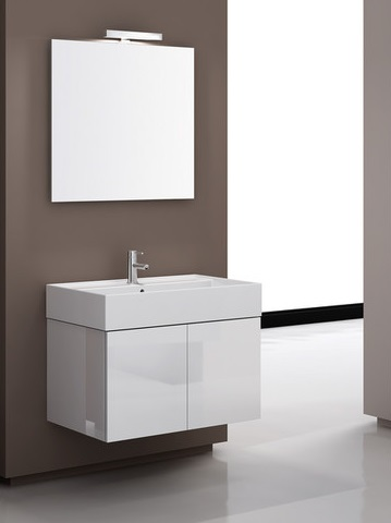"Smile 31.1"" SM04 Bathroom Vanity from Iotti"