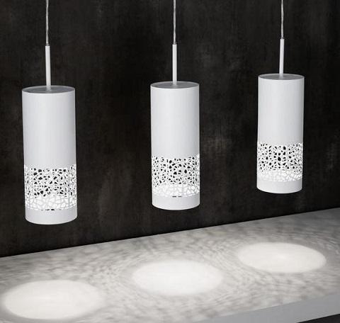 Carmelia Indoor Pendant Light 91415 from Eglo