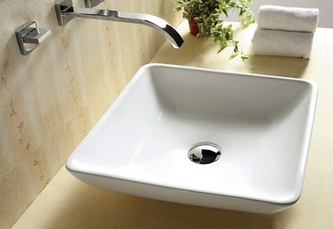 Ceramica Vessel Sink CA4322 from Caracalla