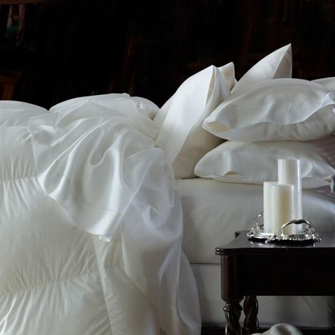 Italian Heirloom Voile Cotton Bedding Z5690-30 from Cuddledown