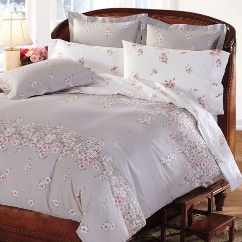 Primrose Floral Percale Sheets Z50106_30 from Cuddledown