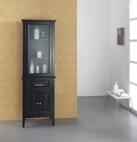 "Walton 24"" Modern Side Cabinet from Virtu USA"
