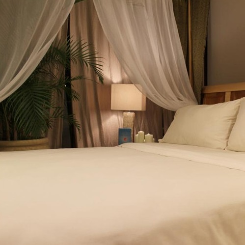 400 Thread Count Organic Sheet Set from Sleep and Beyond