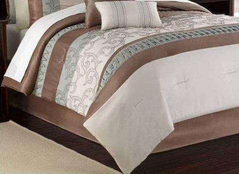 Vanessa 800 Arctic Super King Comforter C-V800ASK-72 from Ogallala