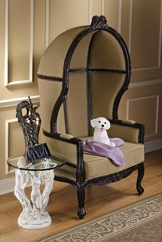 Cultured Collection Balloon Chair KS114016 from Toscano