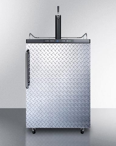 Summit Full Size Beer Dispenser SBC635MDPL