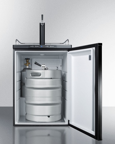 Summit Full Size Beer Dispenser SBC635MBI