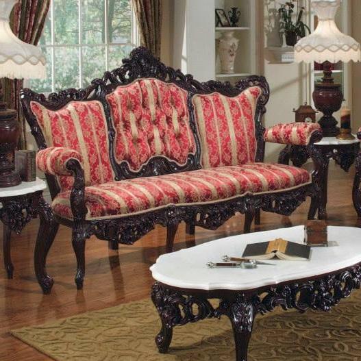 611-A Antique Sofa From PolRey