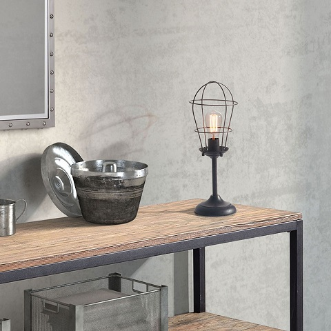 Roll Table Lamp 50306 from Zuo Modern