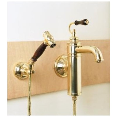 Estelle Collection Wall-Mounted Single Handle Kitchen Faucet 4109 by Herbeau
