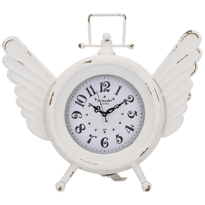Time Flies Table Clock, 65333 by IMAX