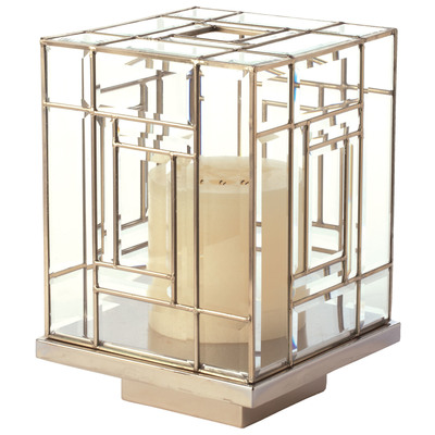 Glass Hurricane sm, 444001 by Dimond Home