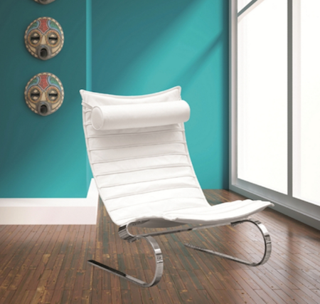 Pika 20 Lounge Chair, FMI10041 by Fine Mod Imports