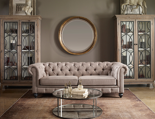 A high-quality sofa is the ultimate centerpiece to any living room.