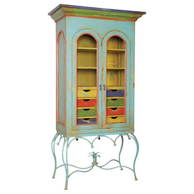 Caravan Display Cabinet, 602003 by Guild Master