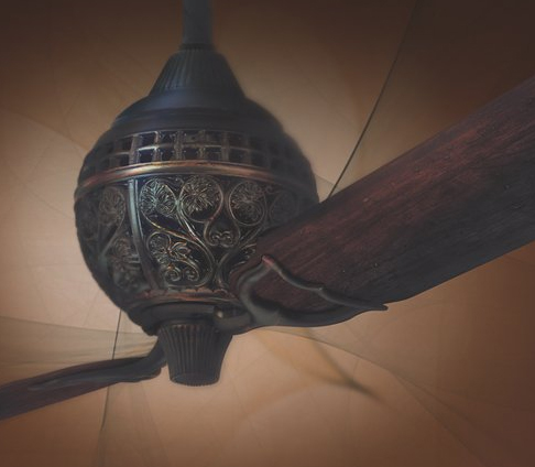 1886 Limited Edition Hunter Ceiling Fan
