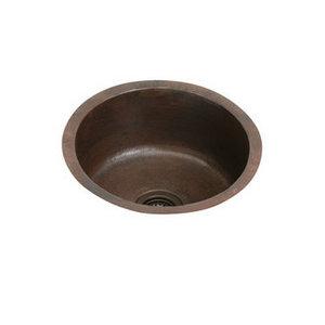 Single Basin Antique Copper Sink from Elkay