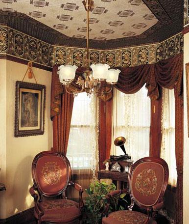 A Victorian Parlor