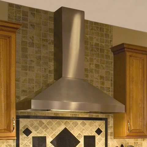 "36"" Wall Mount Range Hood EPH18236SS from Vent-A-Hood"