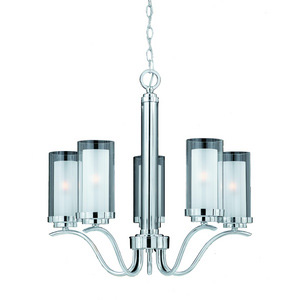 Cylindique Chandelier from Triarch International