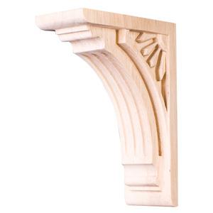 Art Deco Corbel Decorative Hardware