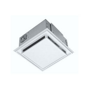 Square Vent and Fan