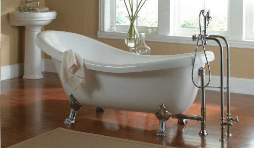 Era Collection Clawfoot Bathtub from Jacuzzi