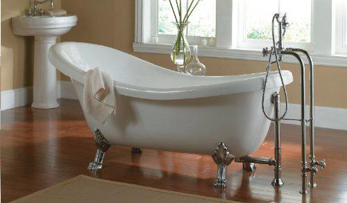 Vintage to Modern Clawfoot Bathtub Fillers
