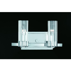Glacier Vanity Lights from Triarch International