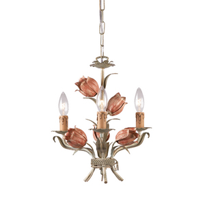 The Southport Collection Mini Chandelier from Crystorama