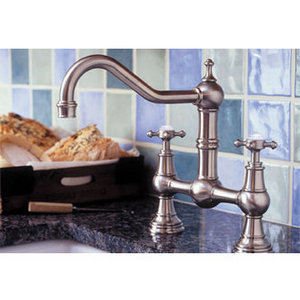 Perrin & Rowe Series from Rohl Featuring Double Handles