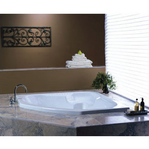 Jacuzzi Whirlpool Tub from the Capella Collection