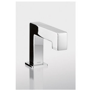 Eco Power Sink Faucet with Contemporary Design