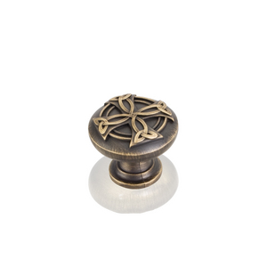 Celtic Knob Decorative Hardware
