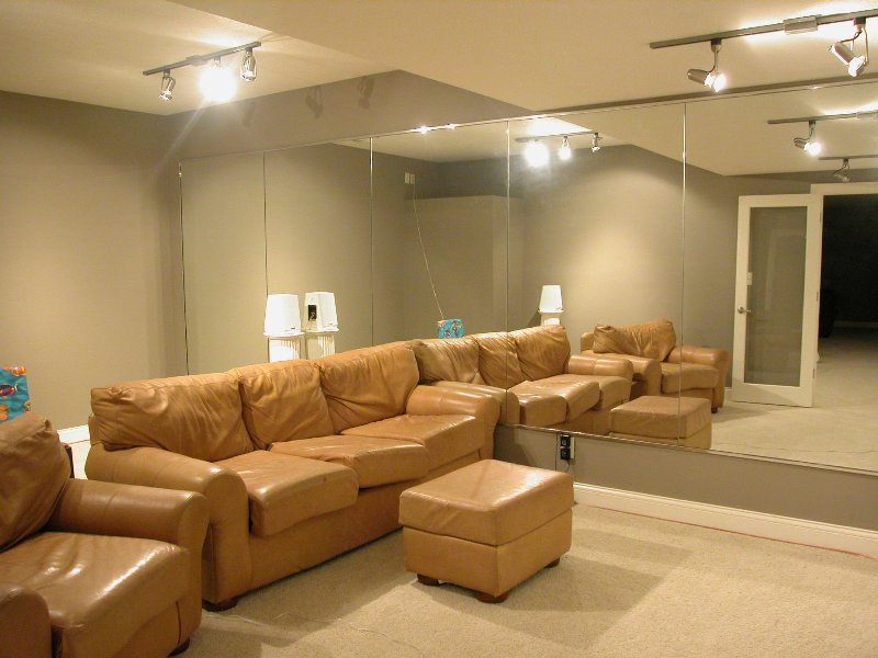 Track Lighting For A Home Theater