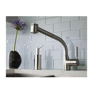 Single Lever Sink Faucet from The Modern Collection by Rohl