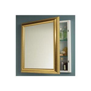 Broan-Nutone Gold Frame Medicine Cabinet