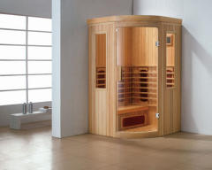 Enclosed Steam Shower