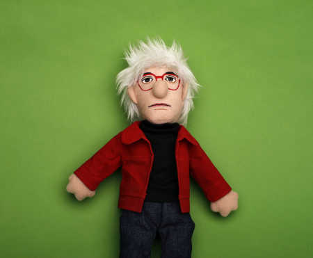 Warhol The Doll
