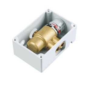 American Standard 605xtmv Thermostatic Mixing Valve Anti-scald protection