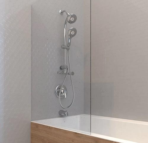 Complete Shower System SYM001CP from Belanger Keeney