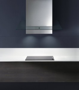 Elica 42 Inch Wall Mounted Range Hood from the Bogart Collection