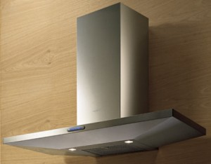 Elica 42 Inch Wall Mounted Range Hood from the Samurai Collection