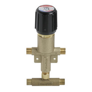 Elkay Anti-scald Thermostatic Mixing Valve with Compression Inlets and Outlets