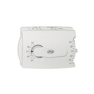 Hunter 40170 Heat & Cool Electronic Low Voltage Mechanical Thermostat