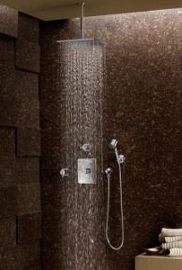 Jado Contemporary 12-Inch Rain Showerhead